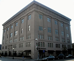 Prince Hall Masonic Temple Building Exterior