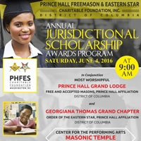 Annual Jurisdictional Scholarship Awards Program Flyer Thumbnail