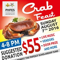 Crab Feast Flyer Thumbnail