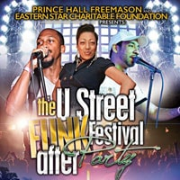 The U Street Funk Festival After Party Flyer Thumbnail